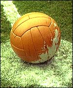 World Cup Final football, 1966, BBC
