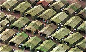 Australian refugee detention centre