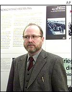 Jan Philipp Reemtsma, head of the Institute for Social Research