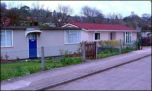 Prefabs in Bristol English Heritage are hoping to preserve
