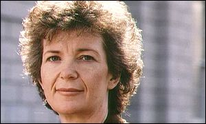 Mary Robinson, shortly before becoming president in 1990