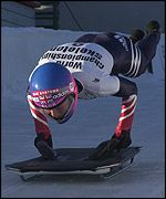 Coomber has been working on her starts