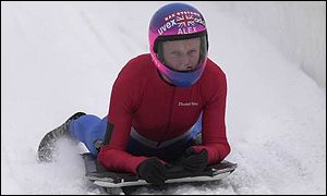 Alex Coomber is Britain's best hope of a gold medal