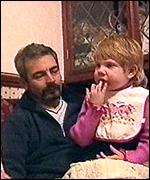 Annabelle Appleyard and her father Vince