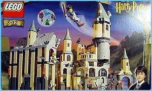 Lego Hogwarts are really expensive on the internet