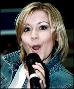 Suzanne Shaw was picked from thousands of hopefuls to form the band