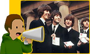 What's your favourite Beatles' song?