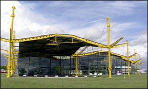 Swindon Renault centre