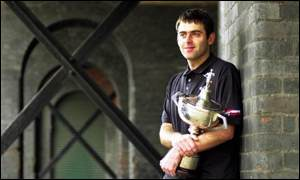 Ronnie O'Sullivan sought help at the Priory clinic