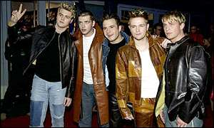Westlife were voted Best Pop Act