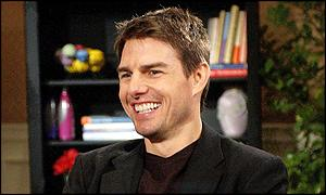 Tom Cruise on the Larry King Live TV show