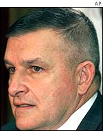 US peace envoy Anthony Zinni