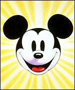 Mickey Mouse is an enduring symbol of Disney