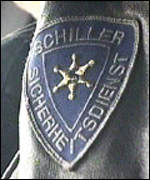 Security firm badge