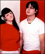 The White Stripes have impressed with their Detroit blues-rock