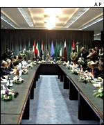 Meeting of OPEC countries