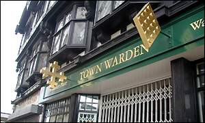 Stockport Town Wardens Office (image from Stockport Metropolitan Borough Council)