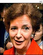 UN High Commissioner for Human Rights, Mary Robinson