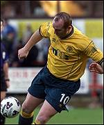 John Hartson found the net twice