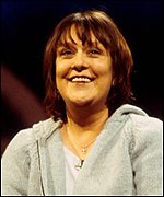 Kathy Burke won best actress at Cannes