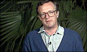 Robert Fisk, pictured in 1991