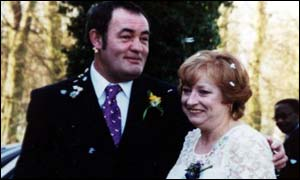 Paul Coppin married Lesley early in 2001