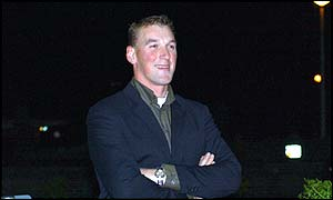 Three-time Olympic gold medallist rower Matthew Pinsent