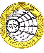 Marconi memorial coin: PA