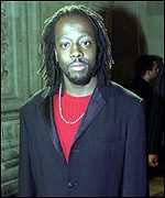 Wyclef Jean recently had a hit duet with Harvey