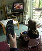 More households watching digital TV, BBC