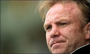 New Rangers manager Alex McLeish