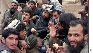 Prisoners of war in northern Afghanistan