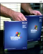 Packs of new Windows software