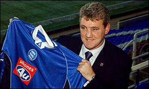 Steve Bruce is the new Birmingham manager