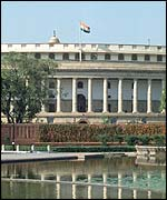 Indian National Assembly building
