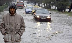 Floods in Turkey