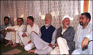 All-Party Hurriyat Conference leaders