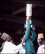 Nigeria won the Cup of Nations in 1980