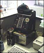 The d'Achouffe cash register
