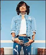 Ms Dynamite: Already featured on top 20 hit