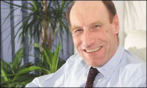 Railtrack's new chief executive, John Armitt