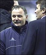 Donald Park was in charge at Ibrox
