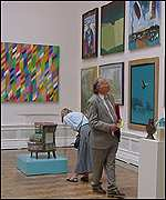 Royal Academy summer show