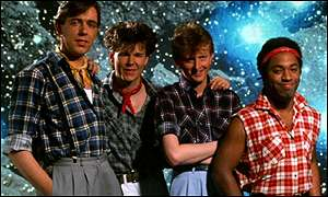 Big Country on Top of the Pops