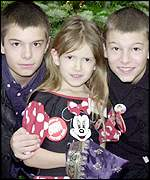 Sarah Payne's brothers and sister