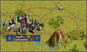 Screenshot from Civilization III