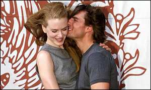 Nicole Kidman and Tom Cruise divorce