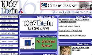 Many radio stations also broadcast their shows on the internet
