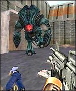 Screenshot from Half-Life