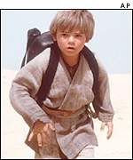 Still from  Wars: Episode One: The Phantom Menace